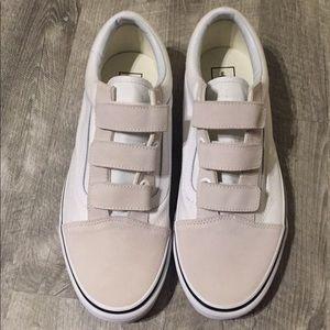 New Vans Old Skool Velcro Classics
